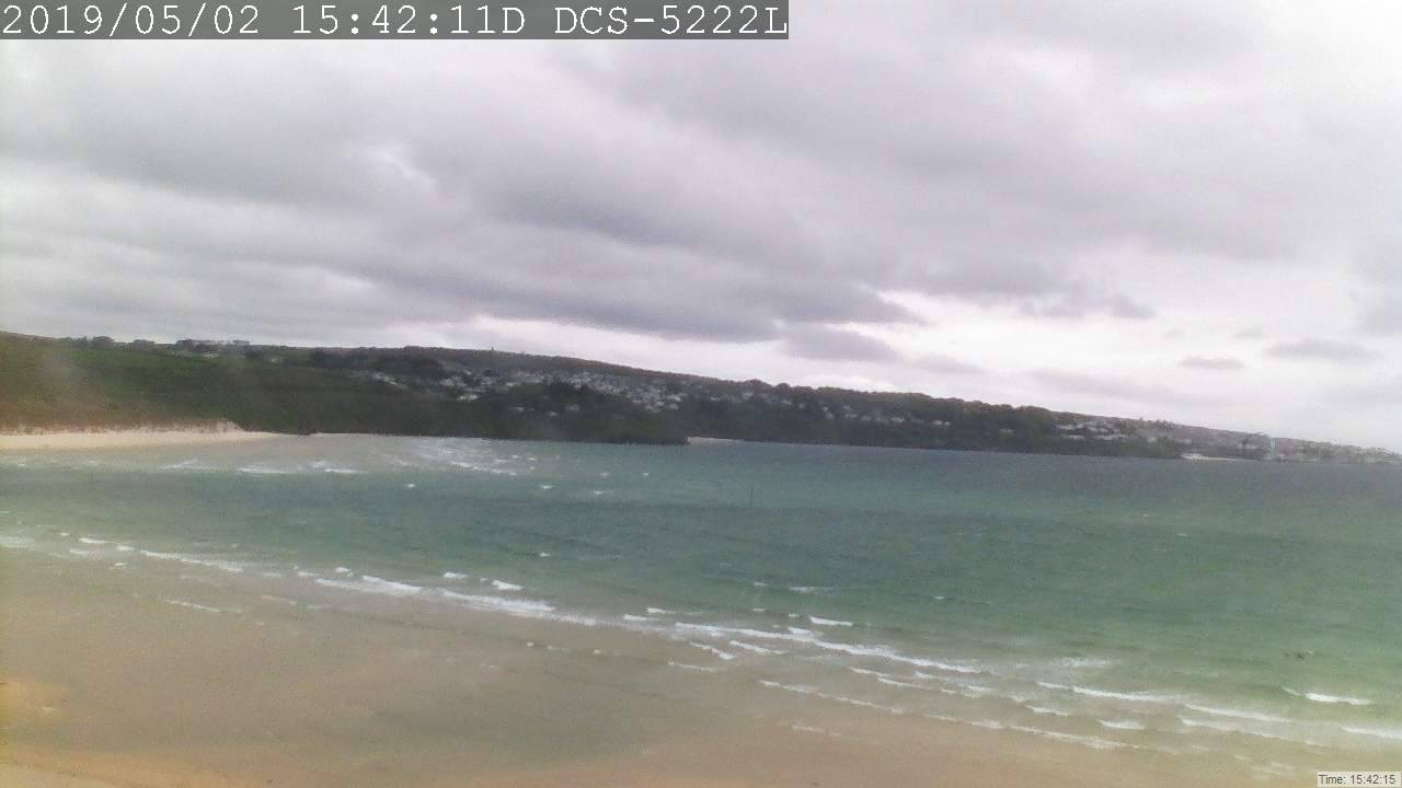 Video image of Hayle Estuary